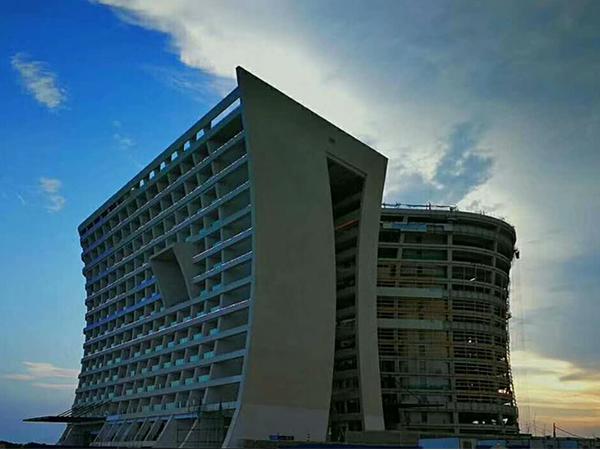 三亚-中国电建.康年酒店